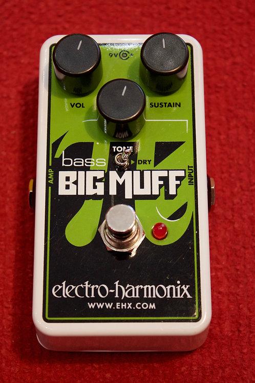 Electro-Harmonix Nano Big Muff Bass