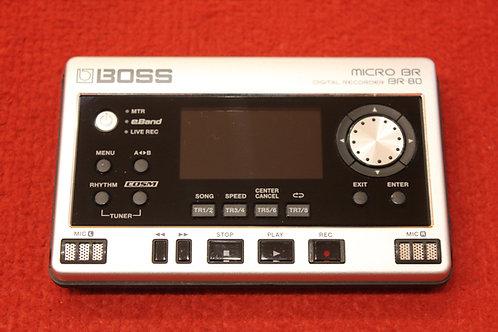Boss Micro BR-80