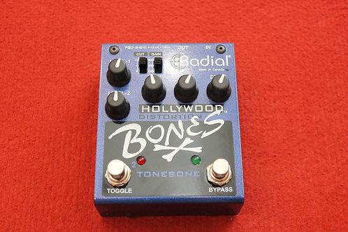 Radial Tonebone Hollywood Distortion