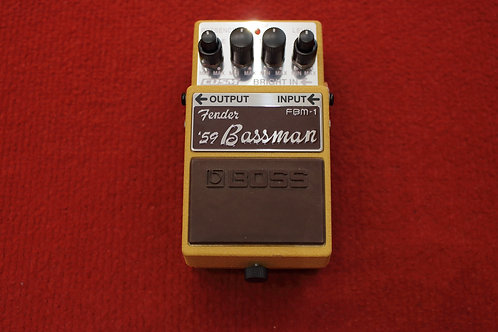 Boss Bassman FBM-1