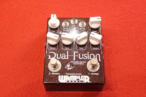 Wampler Dual Fusion Tom Qualy