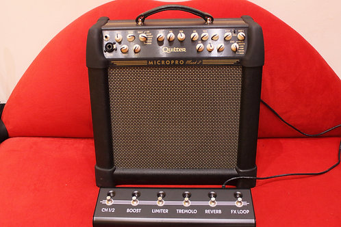 """Quilter Micro Pro Mach 2 10"""""""