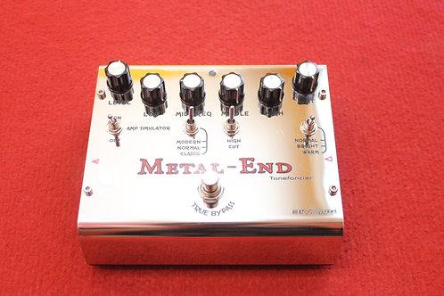 Biyang Metal End Pro