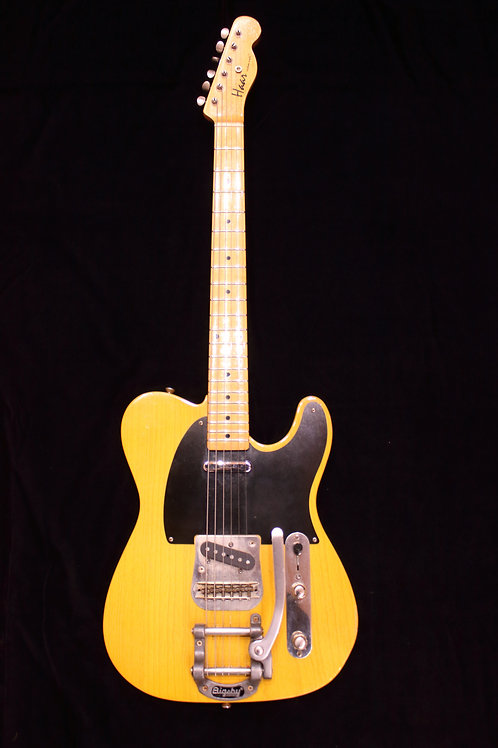 Haar Traditional T Aged Blonde Bigsby