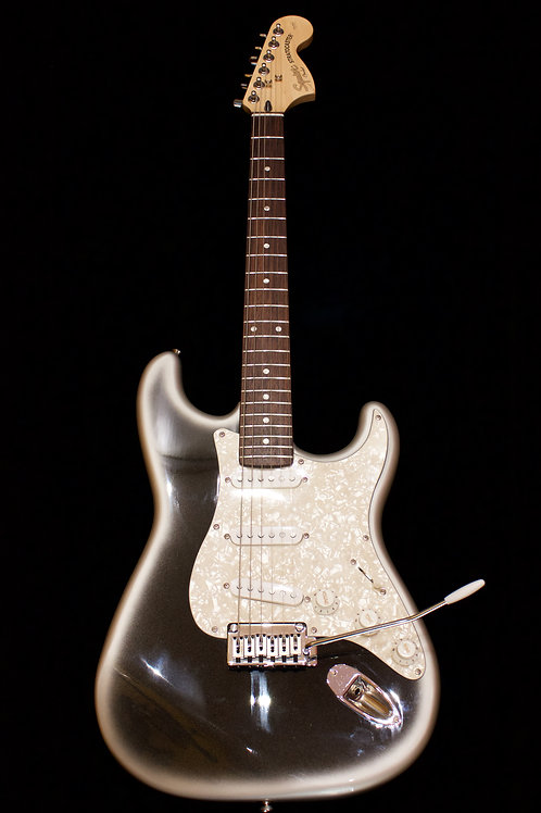 Squier Stratocaster Standard Silverburst