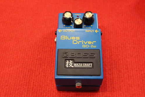 Boss Blues Drive BD-2 Waza