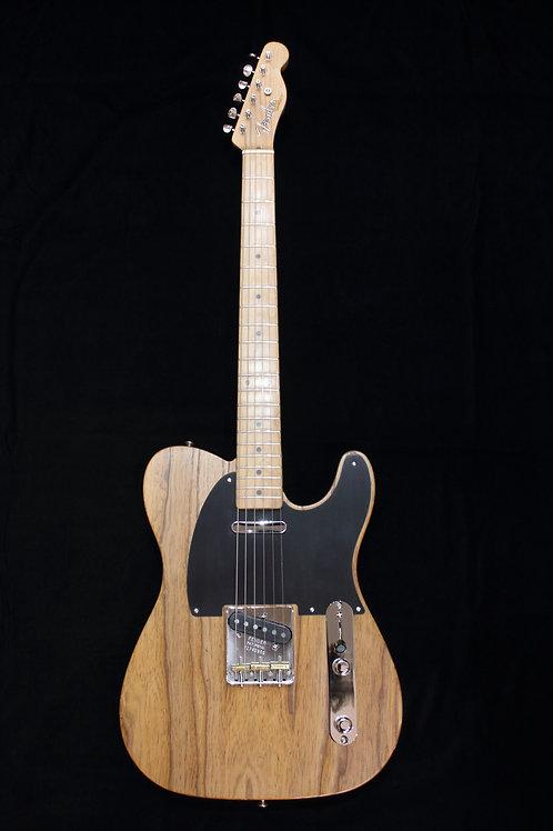 Fender Ltd Ed American Vintage '52 Telecaster Roasted Ash Natural