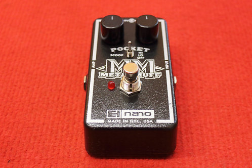 EHX Metal Muff Pocket El Nano