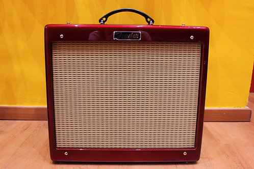 Fender Blues Junior III Candy Apple Red