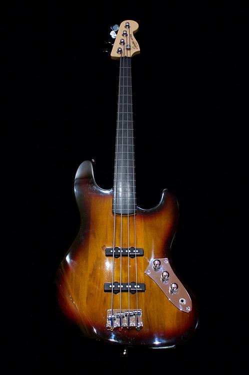 Squier Vintage Modified Fretless Jazz Bass