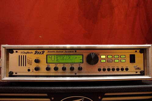 Digitech 2112 Tube Preamp