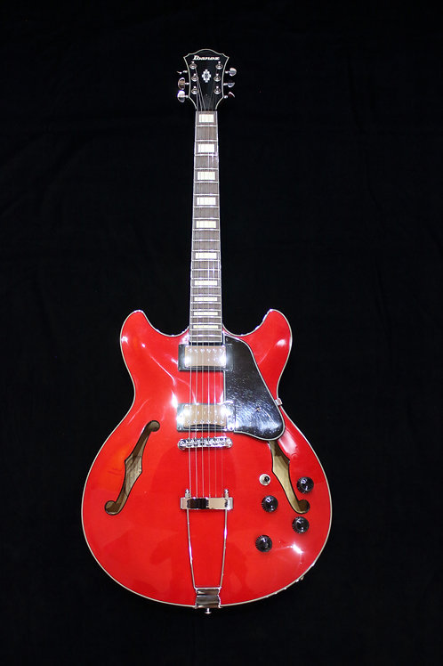 Ibanez ASF-80 -TR Limited Edition Transparent Red