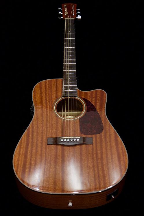 Fender CD-60 CE All Mahogany