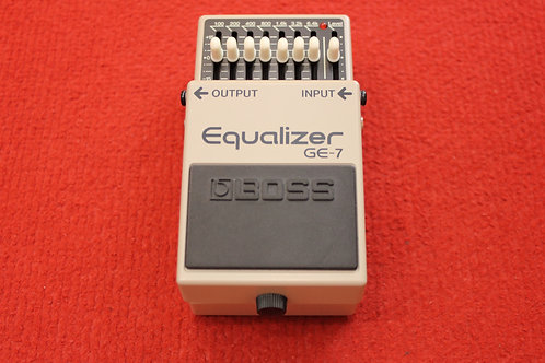 Boss GE-7 Ecualizador
