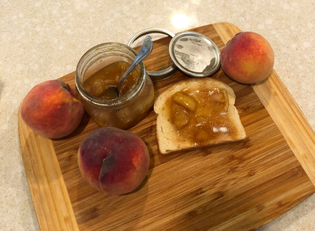"Produce ""Seconds"" are the Cinderella Story of this Peach Marmalade"