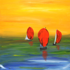 Red Spinnakers