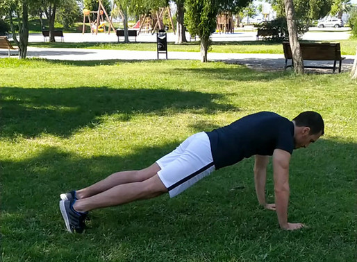 Up&Down Mountain Climber Plank