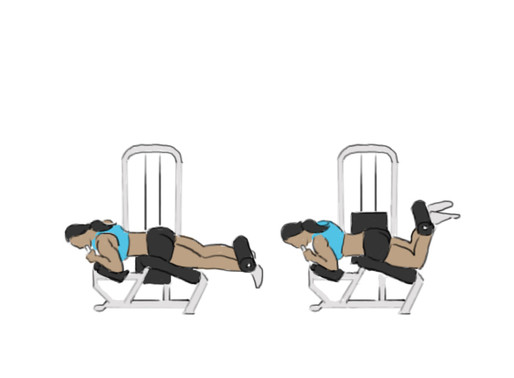 Lying Leg Curl Nasıl Yapılır?