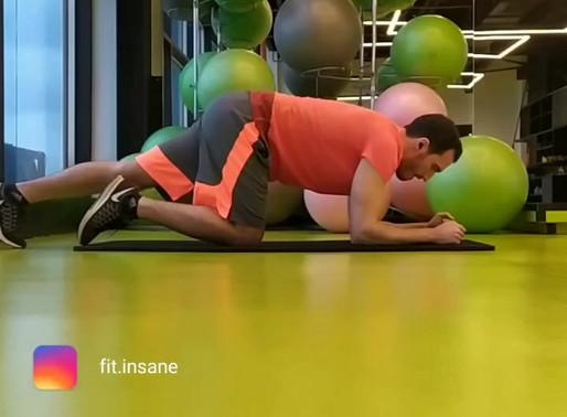 Up and Down Plank Hareketi Nasıl Yapılır?