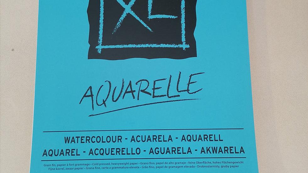 Canson Aquarellblock  10,5x15,5 cm