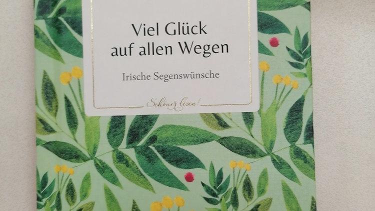 """Büchlein """"Viel Glück"""" zum Lesen und Verschenken"""
