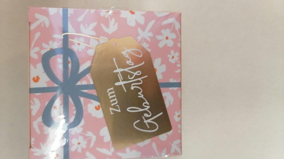 Message in a Box, 30 großartige Gutscheine zum Verschenken.
