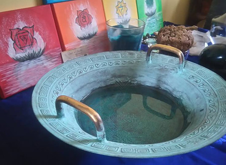 Sacred Sound- Healing with Vibration of Sound