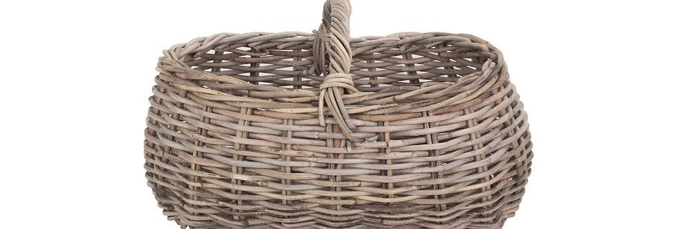 Kubu Rattan Foraging Basket