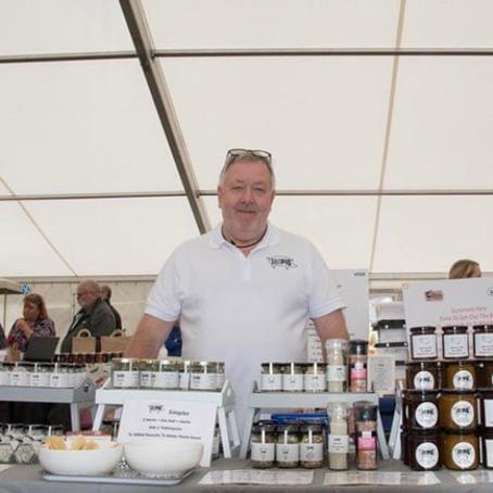 Salt Pig Sea Salts- Jim Anderson, Dunbar, East Lothian, Scotland