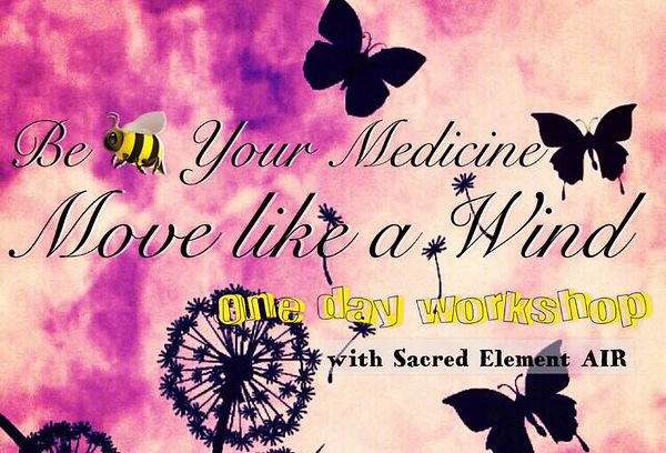 Breathe in Life- Sacred Breath