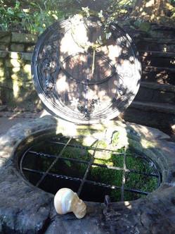 Sun-Ra-Ma at Calice Well