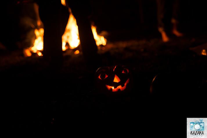 Samhain Firewalking Ceremony 2016