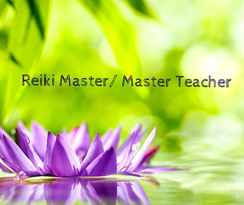 Reiki Master/ Teacher