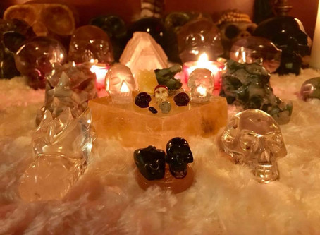 The Energy of Crystals & Crystal Healing