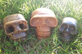 Ancient Jade Trio Slulls
