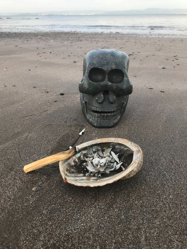 Ancient Jade Skull- the Legacy