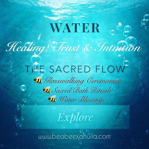 Healing Power of Water