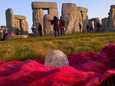 Stonehenge, Spring Equinox, March 2015