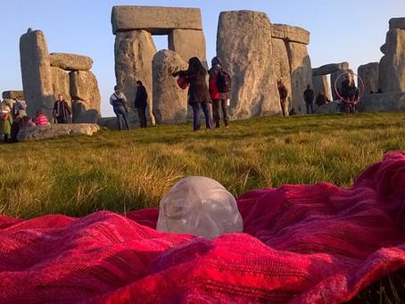 Stonehenge, Spring Equinox, March 2015