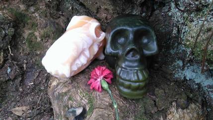 IX Jagual Skull by Mody Ra