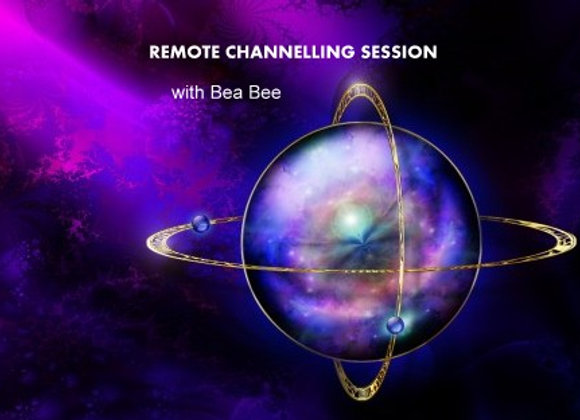 Remote Channelling Session