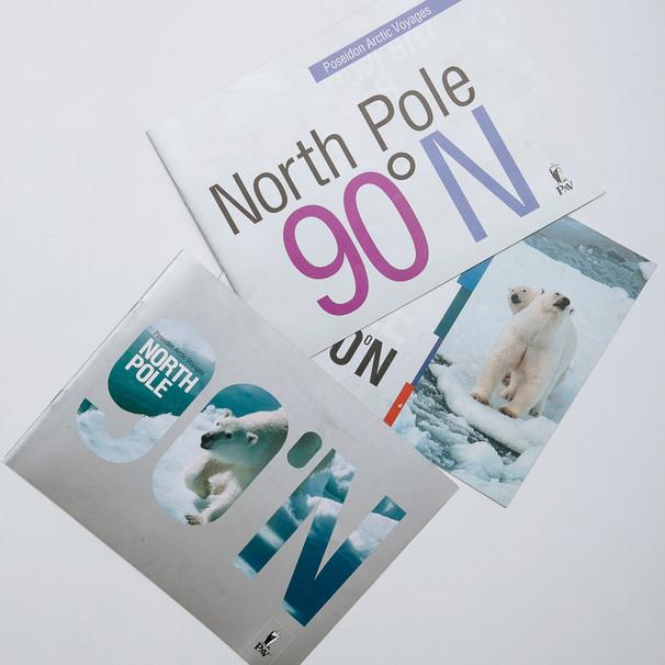 North Pole Brochures PAV