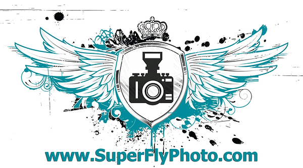 SuperFly Photo Logo