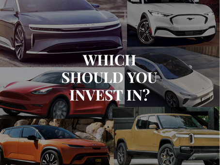 Which Companies You Should Invest in for the EV Future