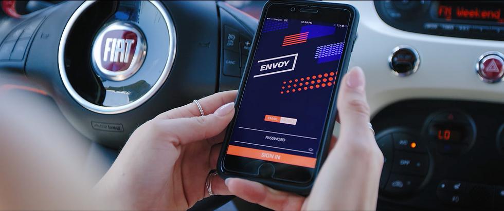 Envoy App