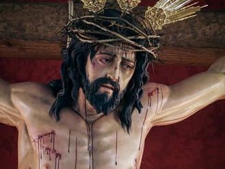 """""""EL MAESTRO JESÚS Y LA CRUZ FIJA"""""""