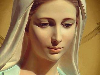SERVICIO DE CONSAGRACIÓN DE LA MADRE MARÍA