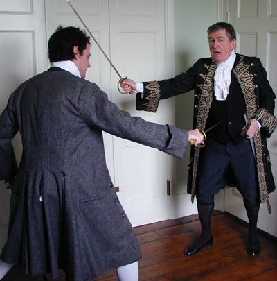 Mr McCartney and Sir John Belmont: G