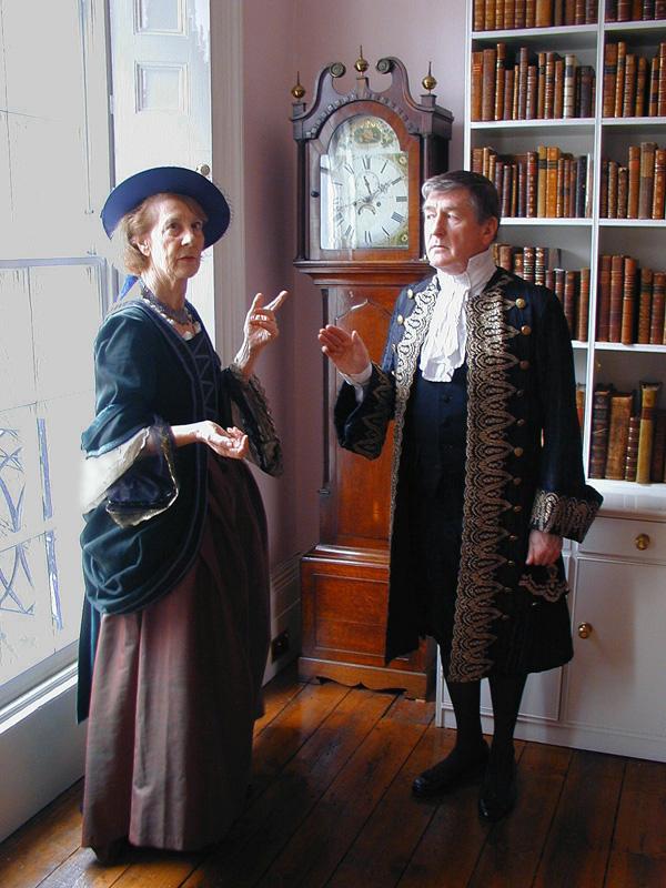 Mrs Selwyn and Sir John Belmont: Bre