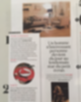 Magazine Gaël Véronique Vermeeren Lina L